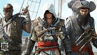 Обои: Assassin's Creed 4: Black Flag